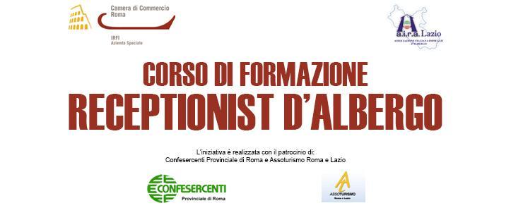 Receptionist d'Albergo – RDA01.16