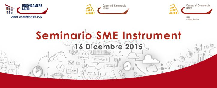 Seminario SME Instrument