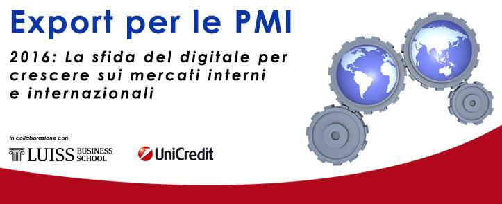 Export per le PMI: La sfida del digitale per crescere sui mercati interni ed internazionali – EXP01.16
