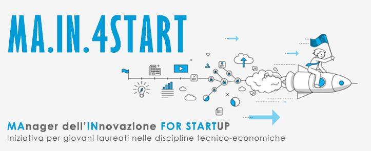 MA.IN. 4 START – MAnager dell'INnovazione FOR STARTUP – 4ST01.17