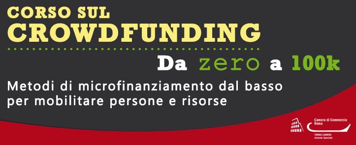 Corso sul Crowdfunding – da zero a 100k