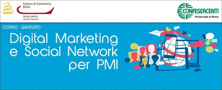 Digital Marketing e Social Network per PMI – DM01.18