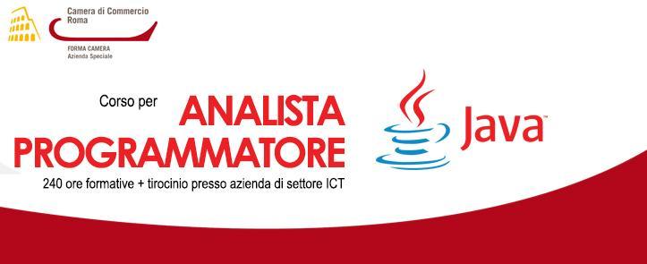 Analista Programmatore Java – APJ01.18