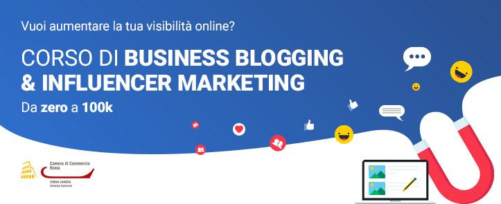 Business Blogging & Influencer Marketing – BBIM01.19