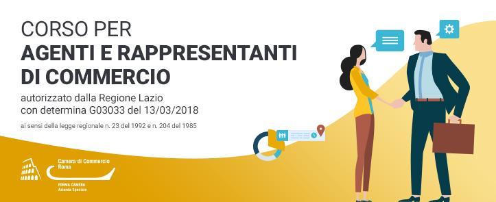 Corso Agenti e Rappresentanti di Commercio – ARC01.20