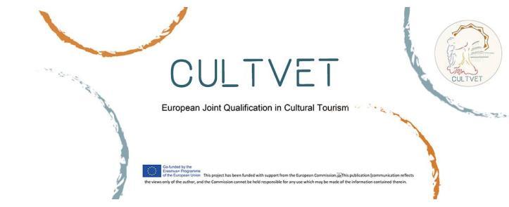 Progetto CulTVET – corso di formazione nel campo del turismo culturale