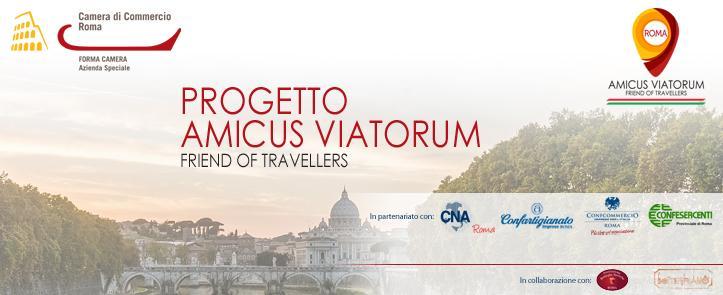 Amicus Viatorum – Friend of Travellers