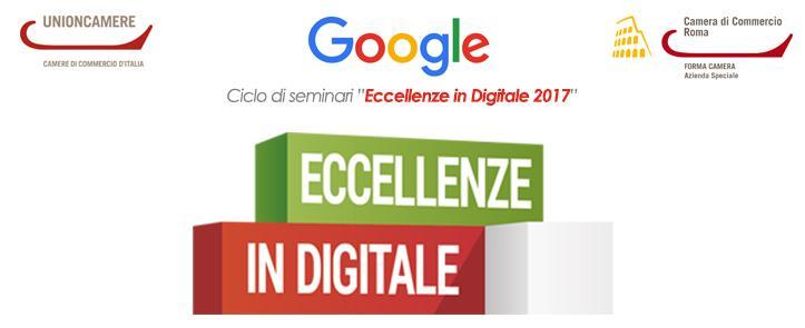 Eccellenze in Digitale 2017 – Rassegna Stampa