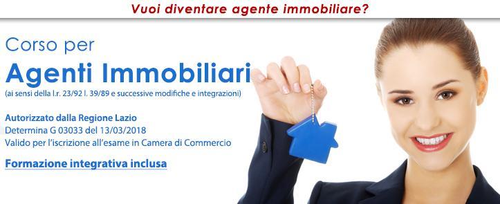 Corso per Agenti Immobiliari – AIM03.18
