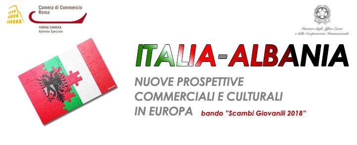 Italia-Albania – Nuove prospettive commerciali e culturali in Europa