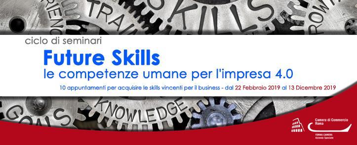 Future Skills – le competenze umane per l'impresa 4.0
