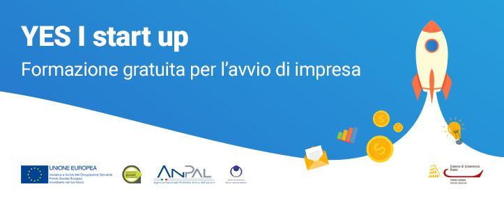 YES I start up – Formazione per l'Avvio d'Impresa