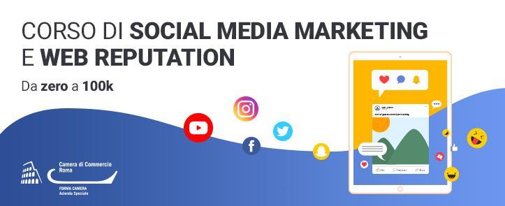 Social Media Marketing e Web Reputation