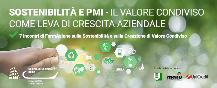 Sostenibilità e PMI – il valore condiviso come leva di crescita aziendale