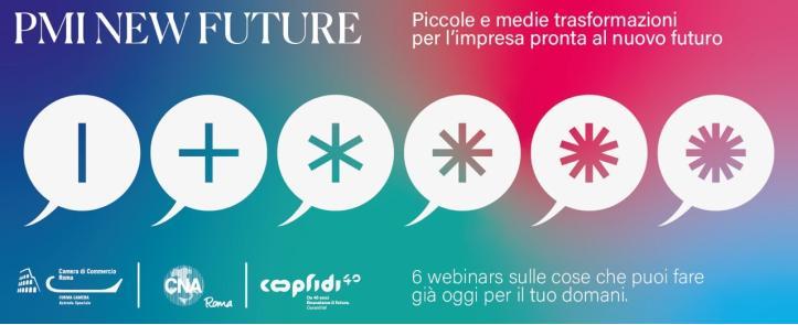 PMI NEW FUTURE – Piccole e medie trasformazioni per l'impresa pronta al nuovo futuro (PMINF01.20)