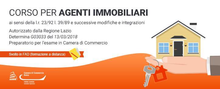 Corso per Agenti Immobiliari (AIM08.20)