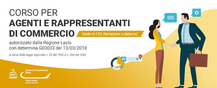 Corso Agenti e Rappresentanti di Commercio (ARC01.21)